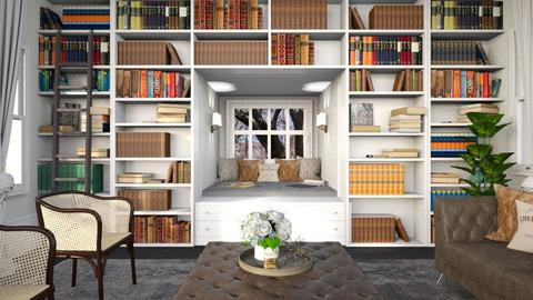 Book Nook - Living room  - by smunro7