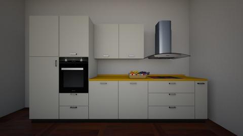 Classy kitchen 2 - Classic - Kitchen  - by Sipsna