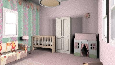 babyroom - Kids room - by elnor