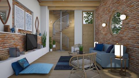 living room - Living room  - by NettaR48