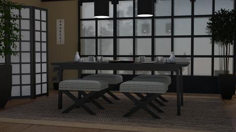 Sushi - Dining room  - by Tuija