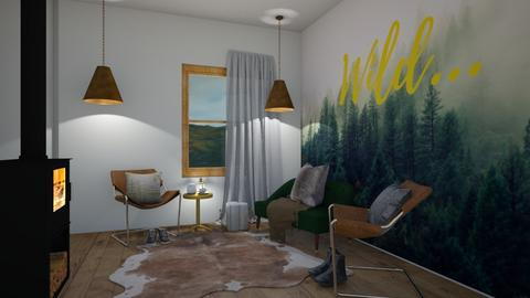 Wild nature - Living room  - by Chanelle101