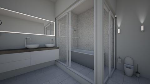 CR Bathroom - Bathroom  - by weinsteinkids