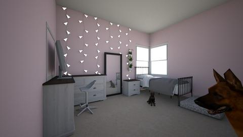 fun small bed room - Bedroom  - by baka baka baka