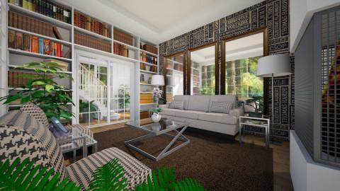Bello Falabella - Eclectic - Living room  - by Theadora