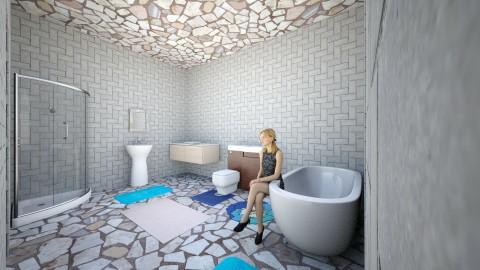good2 - Eclectic - Bathroom  - by dodo dod