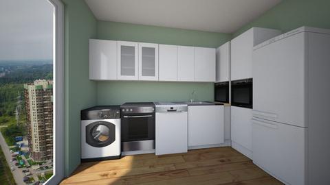 Cologno solo cucina - Kitchen - by natanibelung
