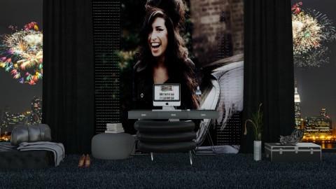 Amy Amy Amy - Modern - Office  - by bgref