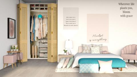 Ambition - Modern - Bedroom  - by LuluDesignStyle