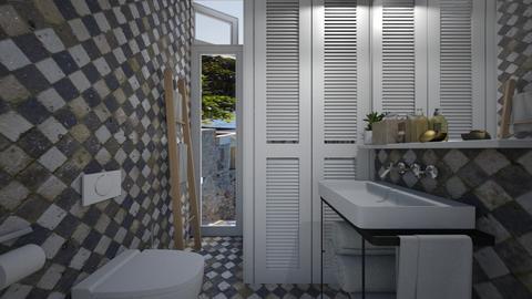 Casa181Bathroom - Classic - Bathroom  - by nickynunes