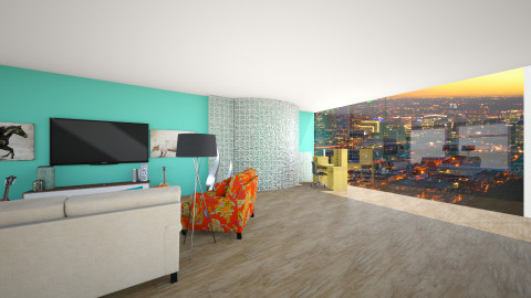 sample tv renders_side - Country - Living room - by Omggirl77