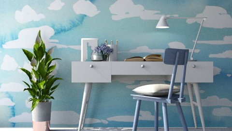 Cloud - Office - by meggle