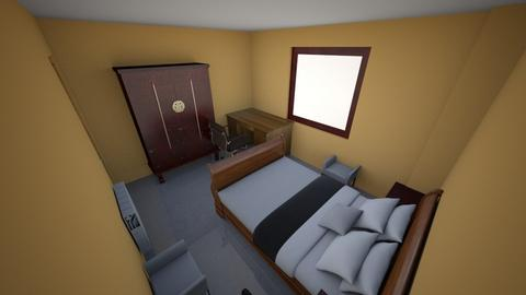 habita - Modern - Bedroom  - by Dorkf