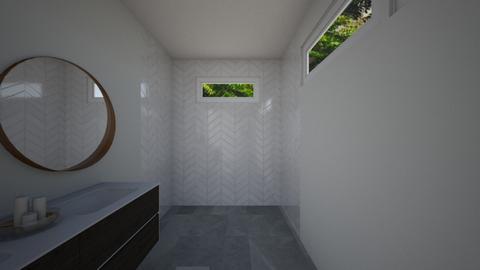Nalide bathroom - Bathroom - by kellinaeseth