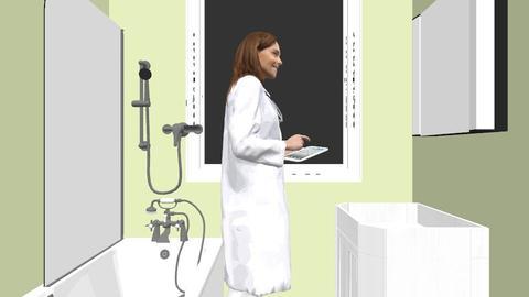 Jehabath - Minimal - Bathroom  - by elliedoc