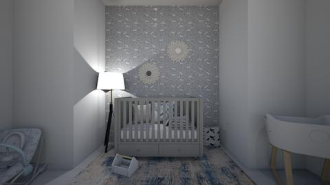 Boy mom - Modern - Kids room  - by dlloyd002