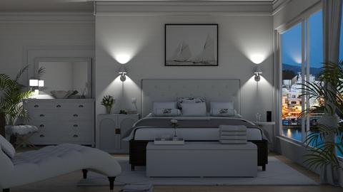 bed - by nat mi