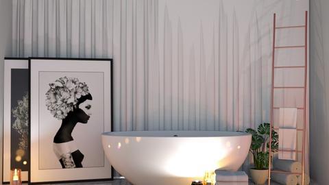 Stone  - Bathroom  - by Livby