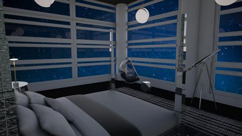 stargazer  - Modern - Bedroom  - by kitty