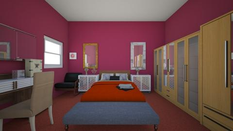 room - by Mani Maria
