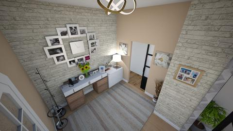 family home 42 - Modern - Living room  - by Stavroula Chatzina