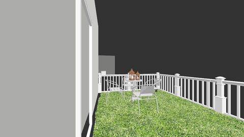 constanza q Rafaela q - Living room  - by constanza q Rafaela q