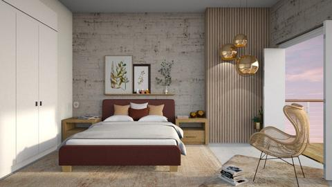 borgonian - Bedroom  - by diegobbf