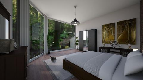 Bedroom style - Bedroom - by vickyyankova