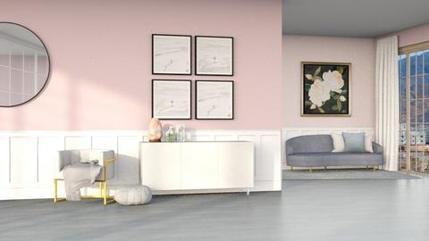blur - Modern - Dining room  - by kanrxji