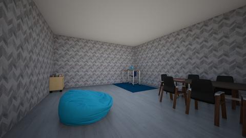 Funcnal Ace room - Modern - Office  - by EvileBri