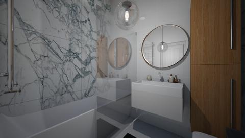bath3 - Bathroom - by Asia96