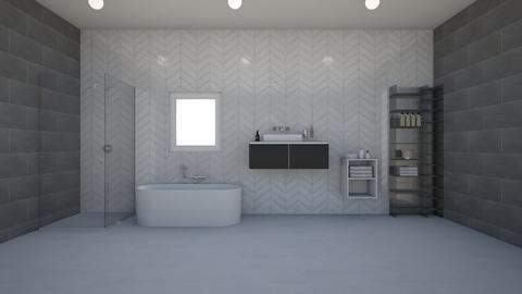 Bathroom 2 - by Evelyn MacRae