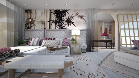 feliz - Bedroom  - by ana111