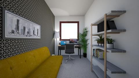 Office Part 3 new desk wa - Office  - by gburch