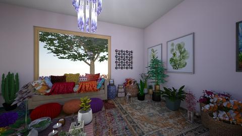 hobo  - Bedroom  - by L2021