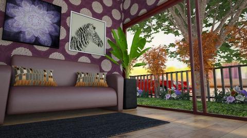 Greenway - Living room  - by vishu8