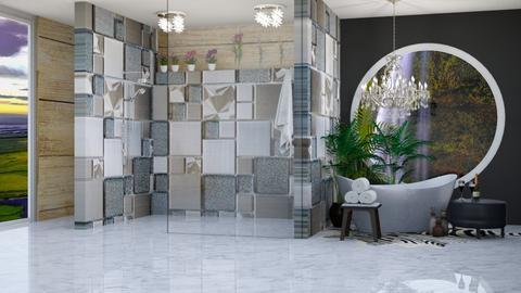 Bathroom Test - Bathroom  - by Feeny