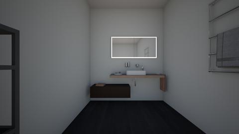 roos - Living room  - by roos brugman