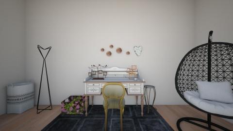 My Dream Room 2 - Bedroom - by httphursh