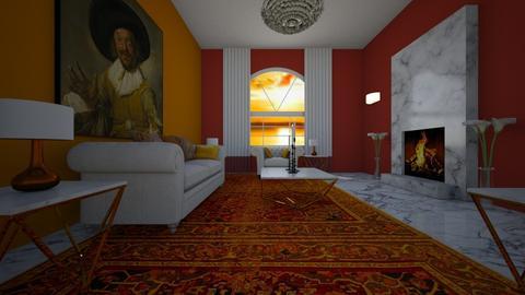 danii LR - Classic - Living room  - by decordiva1