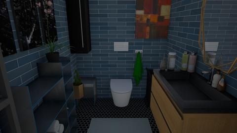 toilet - Bathroom  - by quesal0l2347