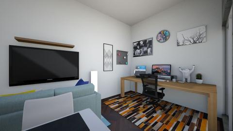 Videla1 - Living room  - by sadi89