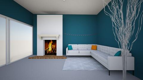 cosy living - Modern - Living room - by gymbars