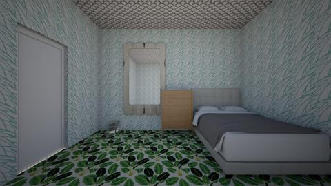 cool house - Modern - Bedroom  - by akrpinsky