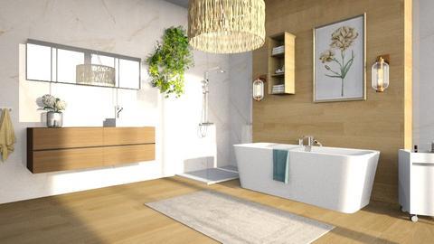 yhbbg - Bathroom  - by iraa