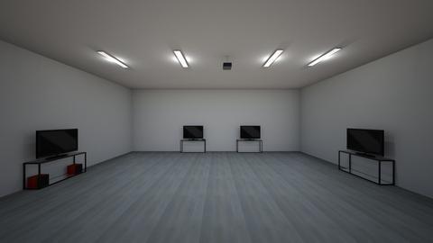 1 room tesi - Minimal - by PARSEC