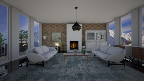 uma vez - Modern - Living room  - by Camila_Chaos