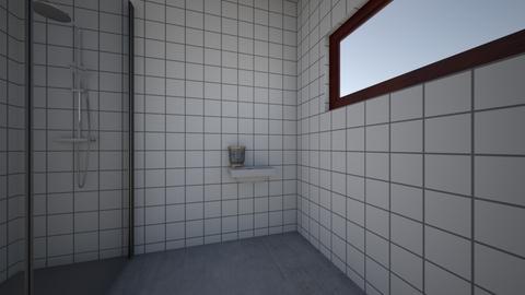 kibelek - Bathroom  - by Martusza_