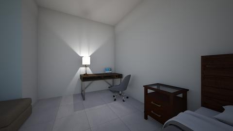 Habitacion de Azul - Bedroom  - by Azul Zoroastro