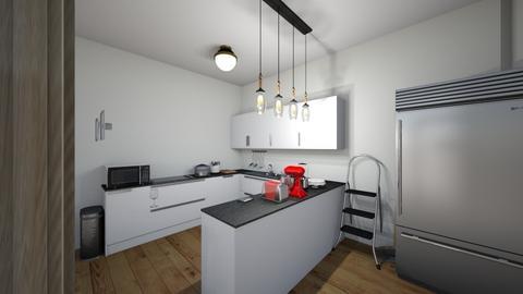 Kitchen - Modern - Kitchen  - by Sam1214